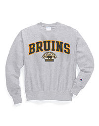 Exclusive Champion Life® Men's Reverse Weave® NHL Crew, Vintage Boston Bruins