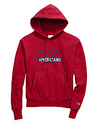 Exclusive Champion Life® Men's Reverse Weave® NHL Hood, Vintage NY Americans