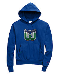 Exclusive Champion Life® Men's Reverse Weave® NHL Hoodie, Vintage Hartford Whalers