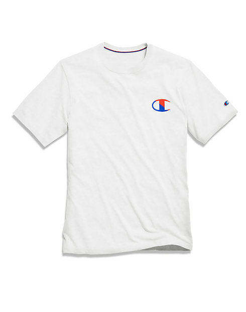Champion Men's Sleep Tee, White