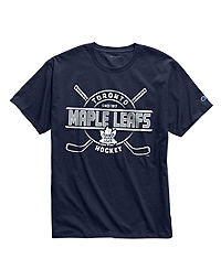 Exclusive Champion Men's NHL Tee, Toronto Maple Leafs Vintage Marks Series-1926-1927