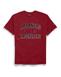 Champion Men's NCAA Arkansas Razorbacks Tee