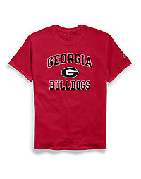 Champion Men's NCAA Georgia Bulldogs Tee