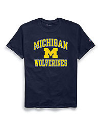 Champion Men's NCAA Michigan Wolverines Tee