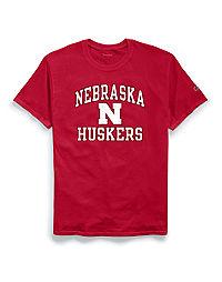 Champion Men's NCAA Nebraska Cornhuskers Tee