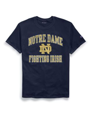 Champion Men's NCAA Notre Dame Fighting Irish Tee