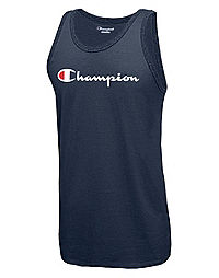 Champion Life® Graphic Tank, Script Logo
