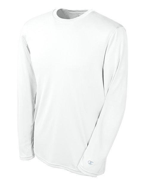 Champion Double Dry® Long Sleeve Tee