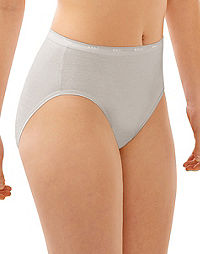 Bali Full-Cut-Fit Hi-Cut Panty
