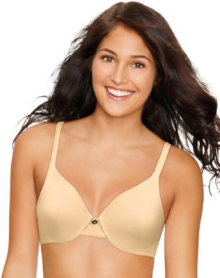 Hanes Ultimate ComfortBlend® T-Shirt Underwire Bra