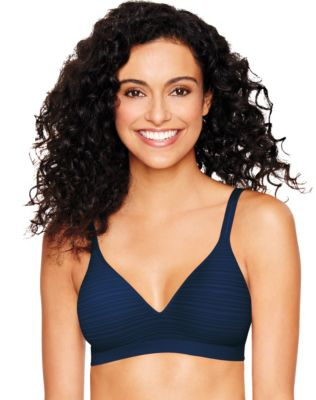Hanes Ultimate Perfect Coverage ComfortFlex Fit® Wirefree Bra