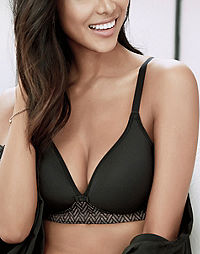 WonderBra Breathable Cups Wirefree Bra