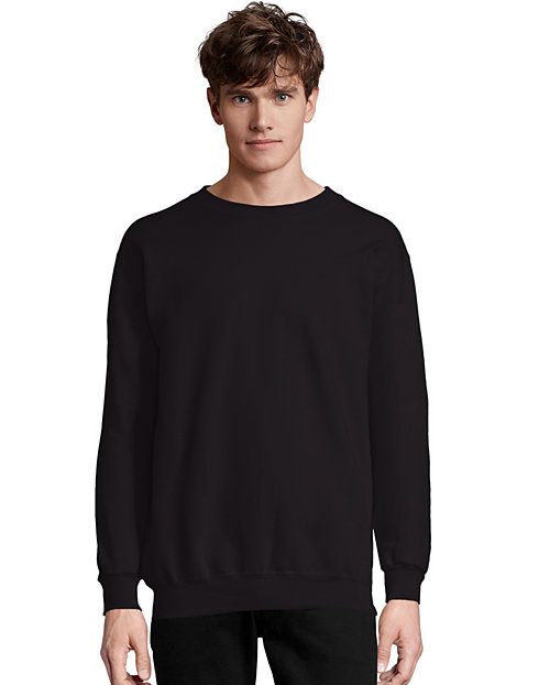 3ef33624 Hanes Men's Sweatshirt - Ultimate Cotton Heavyweight | Hanes