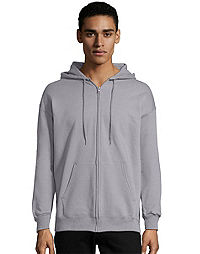 Hanes Men's Ultimate Cotton®  Heavyweight Full Zip Hoodie