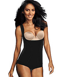 Flexees by Maidenform Open Bust Body Shaper