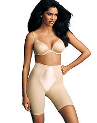 Maidenform Thigh Slimmer with Anti-Static