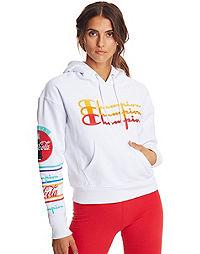 Champion Life® x Coca Cola Women's Reverse Weave Hoodie