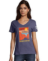 Hanes Grand Canyon National Park Women's Graphic Tee