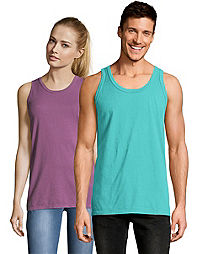 Hanes Adult ComfortWash™ Garment Dyed Sleeveless Tank Top