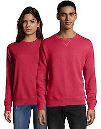 Hanes Adult ComfortWash™ Garment Dyed Fleece Sweatshirt