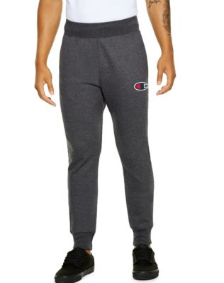 "Champion Life™ Reverse Weave® Men's Jogger Pants With Large ""C"""