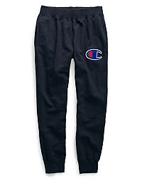 Champion Life® Men's Reverse Weave® Joggers, Chain Stitch C Logo