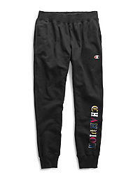 Champion Life® Men's Reverse Weave® Joggers, Old English C Logo