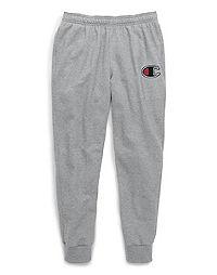 Champion Men's Powerblend® Fleece Joggers, C Logo