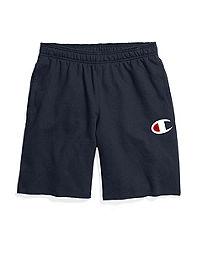 c5af03e2e58 Champion Men's Powerblend™ Fleece Shorts, Big C Logo