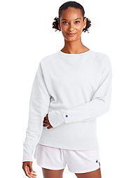 Champion Women's Powerblend® Fleece Boyfriend Crew