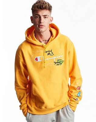 Champion Life® X Dr. Seuss Reverse Weave® Hoodie, One Fish, Two Fish by Champion