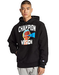Champion Life® x Hebru Brantley  Reverse Weave® Hoodie