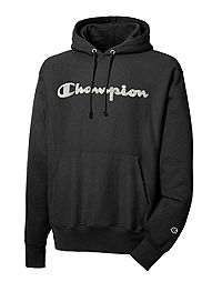 Champion Life® Reverse Weave® Pullover Hoodie, Script Logo