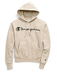 Exclusive Champion Life® Men's Reverse Weave® Pullover Hood, Camo + Metallic Logo