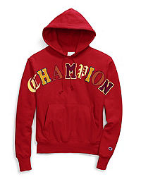 Champion Life® Men's Reverse Weave® Pullover Hoodie, Old English Lettering