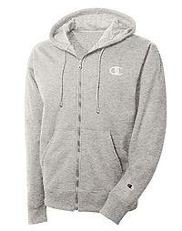 Champion Life® Reverse Weave® Full Zip Hoodie, C Logo