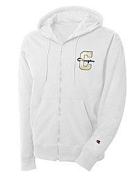 Champion Life® Reverse Weave® Full Zip Hoodie, Varsity C Logo