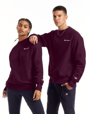Champion Life® Men's Reverse Weave® Crew, Embroidered Logo