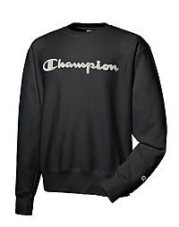 Champion Life® Reverse Weave® Crew, Script Logo