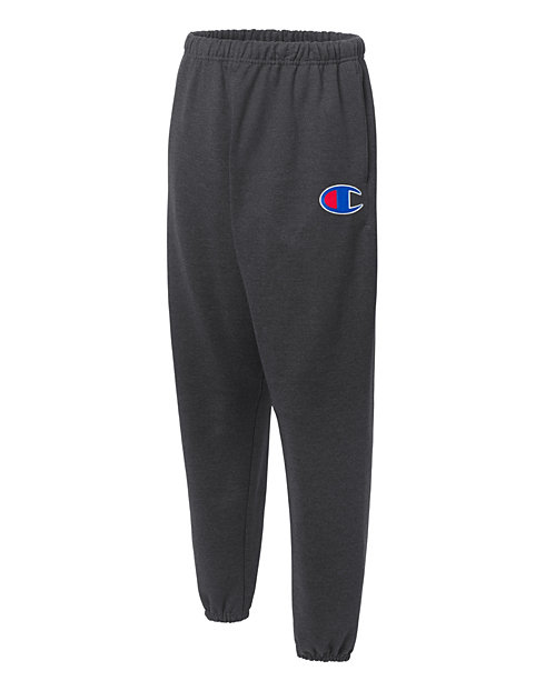"Champion Life™ Reverse Weave®  Men's Pants With Large ""C"""