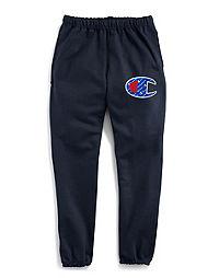 Champion Life® Men's Reverse Weave® Pants, Sublimated C Logo