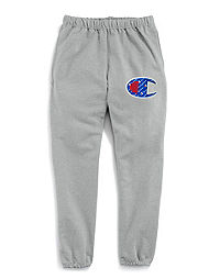 Champion Life® Men's Reverse Weave® Pants, Sublimated C Logo