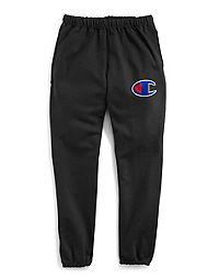 Champion Life® Men's Reverse Weave® Pants, Chain Stitch C Logo