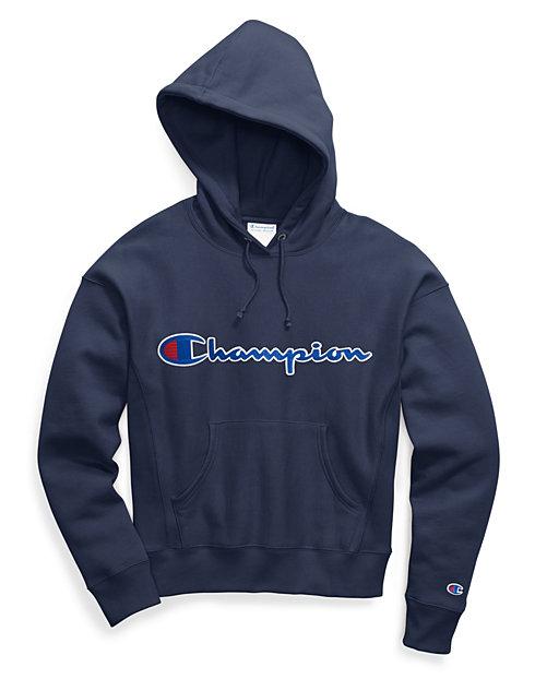 Champion Life® Women s Reverse Weave® Pullover Hood bedb42ae0