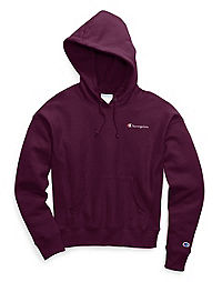 Champion Life® Women's Reverse Weave® Pullover Hoodie, Embroidered Logo