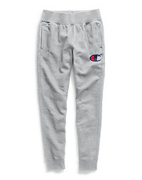 Champion Life® Women's Reverse Weave® Joggers, Embroidered Big C Logo