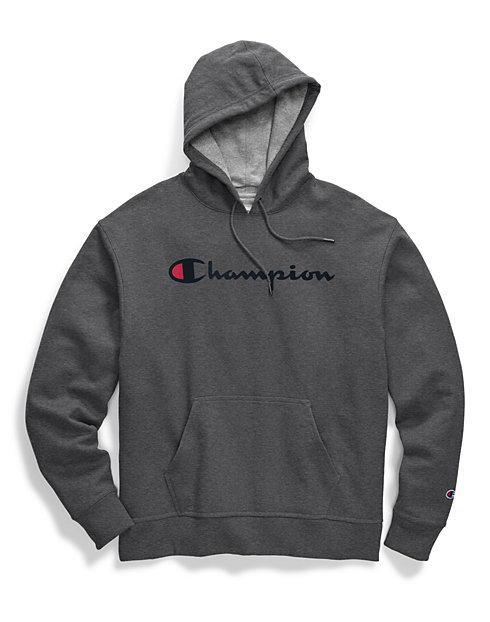 3473deb9558a Champion Men s Powerblend® Pullover Hoodie
