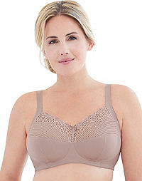 6e2d496822d Glamorise ComfortLift Support Wirefree Bra