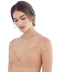 Glamorise Perfect A Shape Enhancing Wirefree Bra