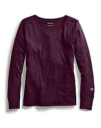 Champion Women Classic Long-Sleeve Tee